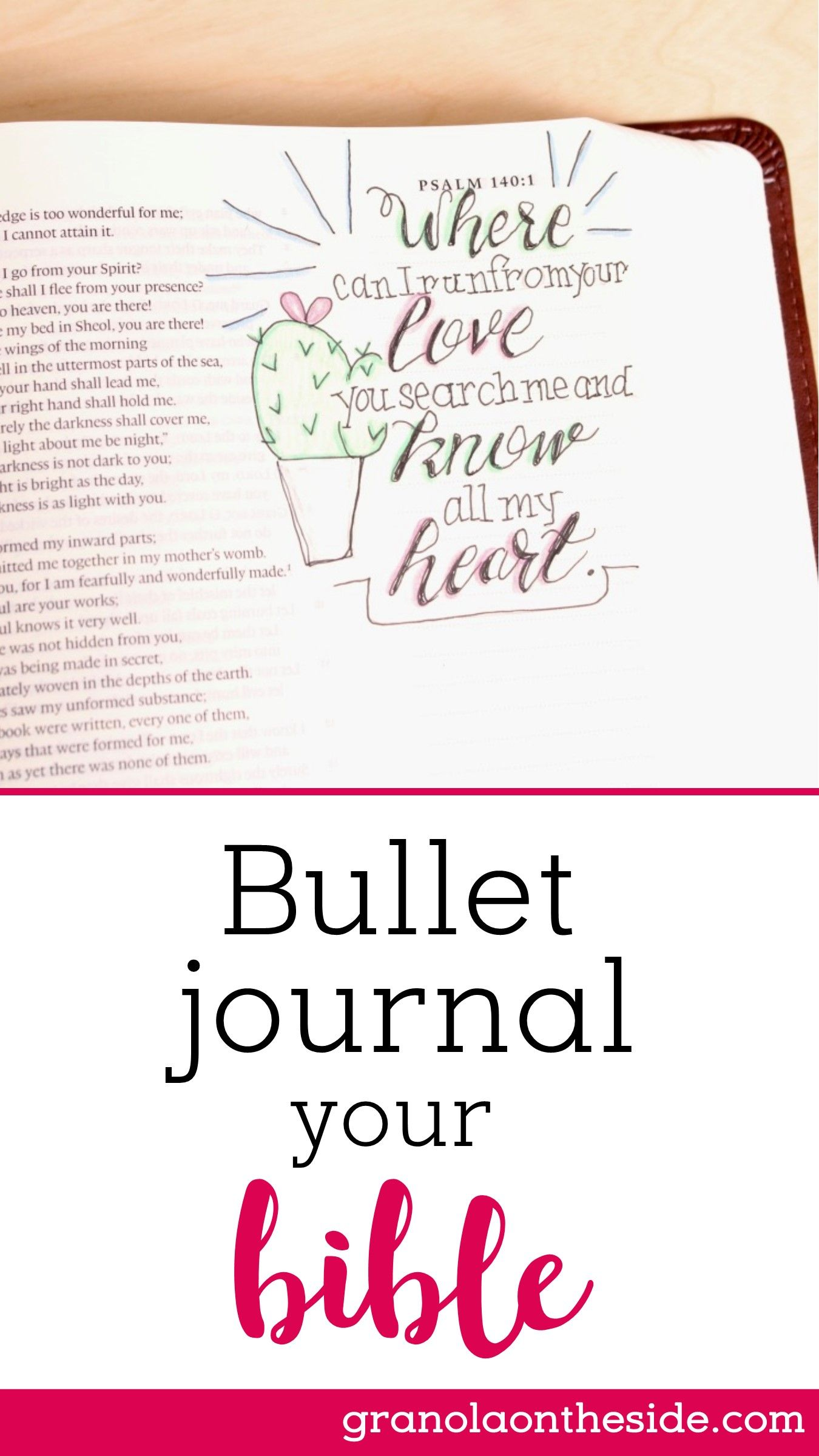 Bullet journal for your bible crayons on the wall making a bullet journal for your bible crayons on the wall making a consistent quiet time is made so much easier through the use of bullet journalling strategies fandeluxe Image collections