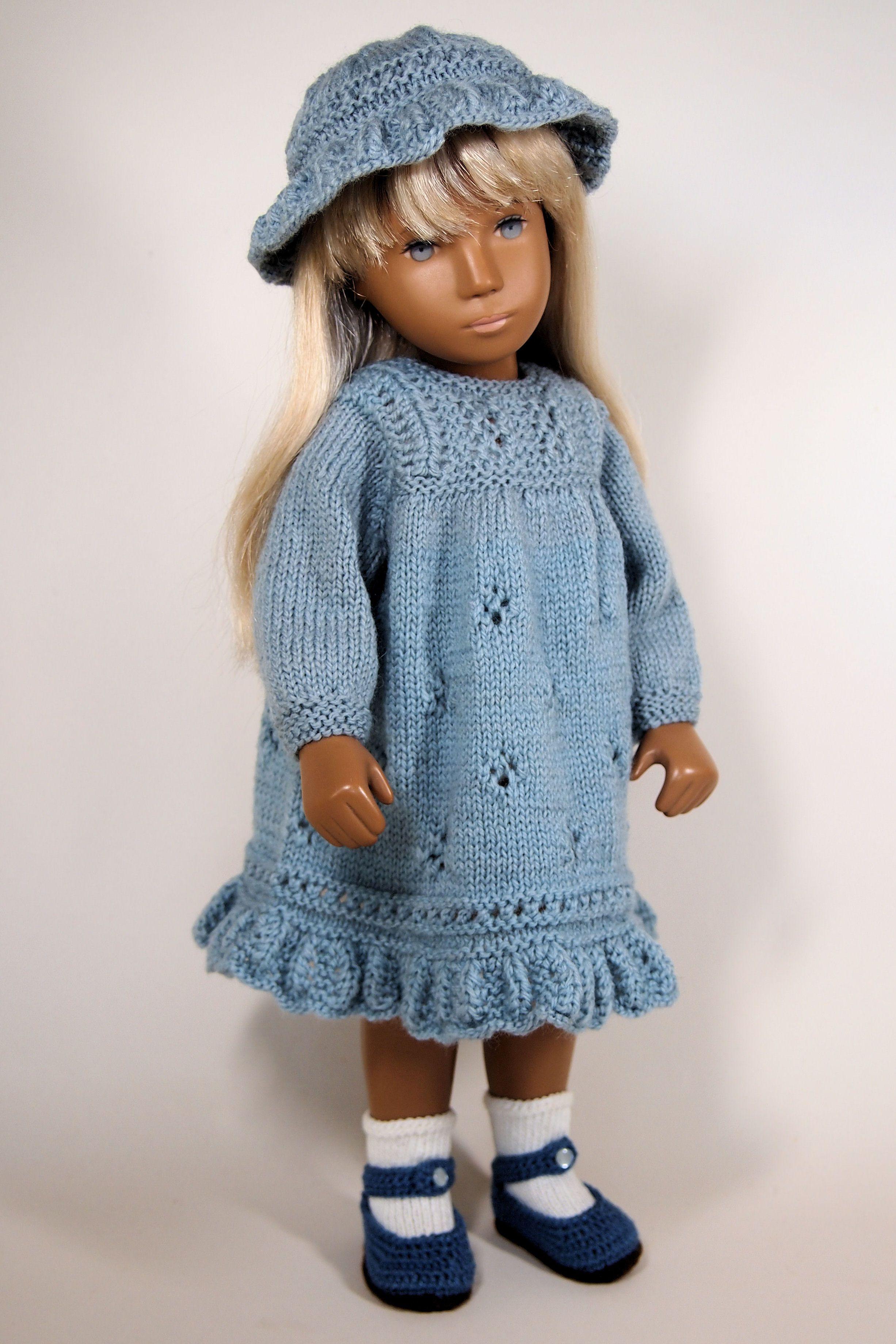 Knitting Doll Clothes : Sasha dolls knitting patterns websites i like