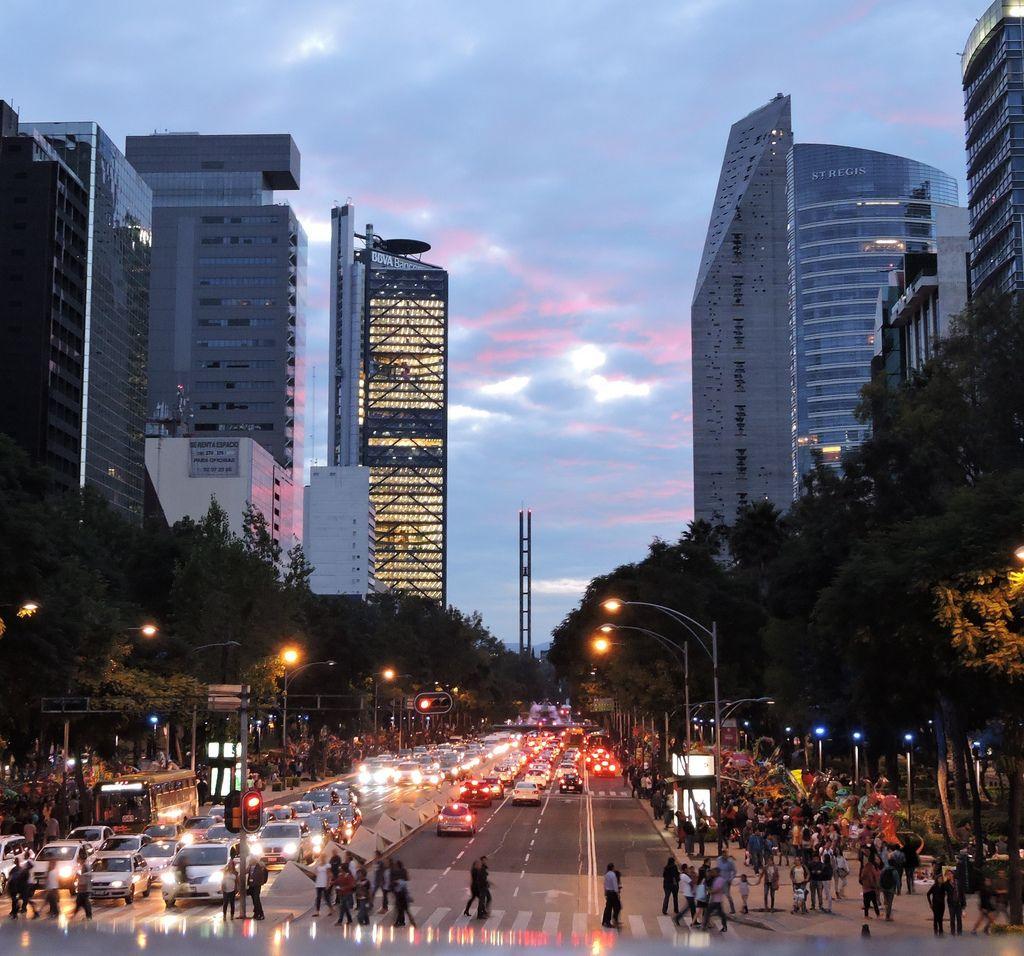 Mexico City Actualizaciones Reforma - Centro Histrico