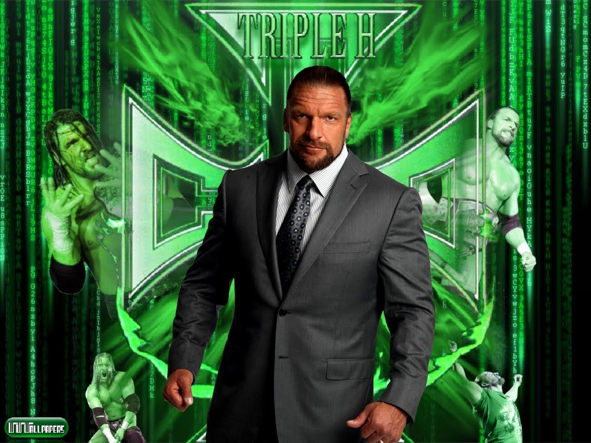Pin By AMB Wallpapers On Triple H Wallpaper