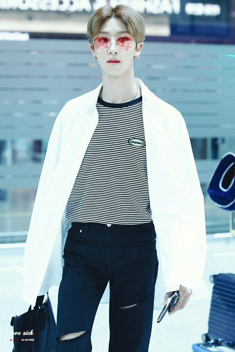 Pin by carat on minghao pinterest