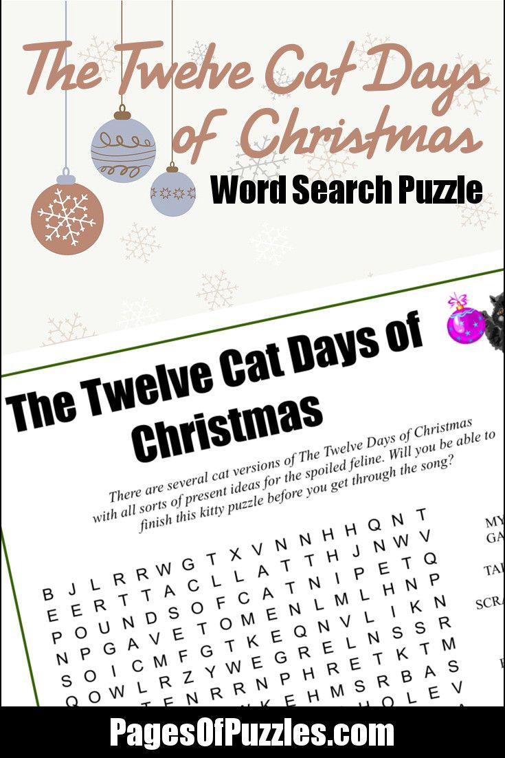 A fun printable word search puzzle featuring the lyrics of