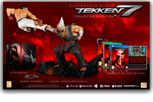 Win A Tekken 7 Prize Pack 06 10 2017 Via Sweepstakes Ifttt Reddit Giveaways Freebies Contests Tekken 7 Retro Video Games Video Game News