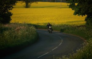 10 Great Reasons to Ride a Motorcycle: Low environmental impact