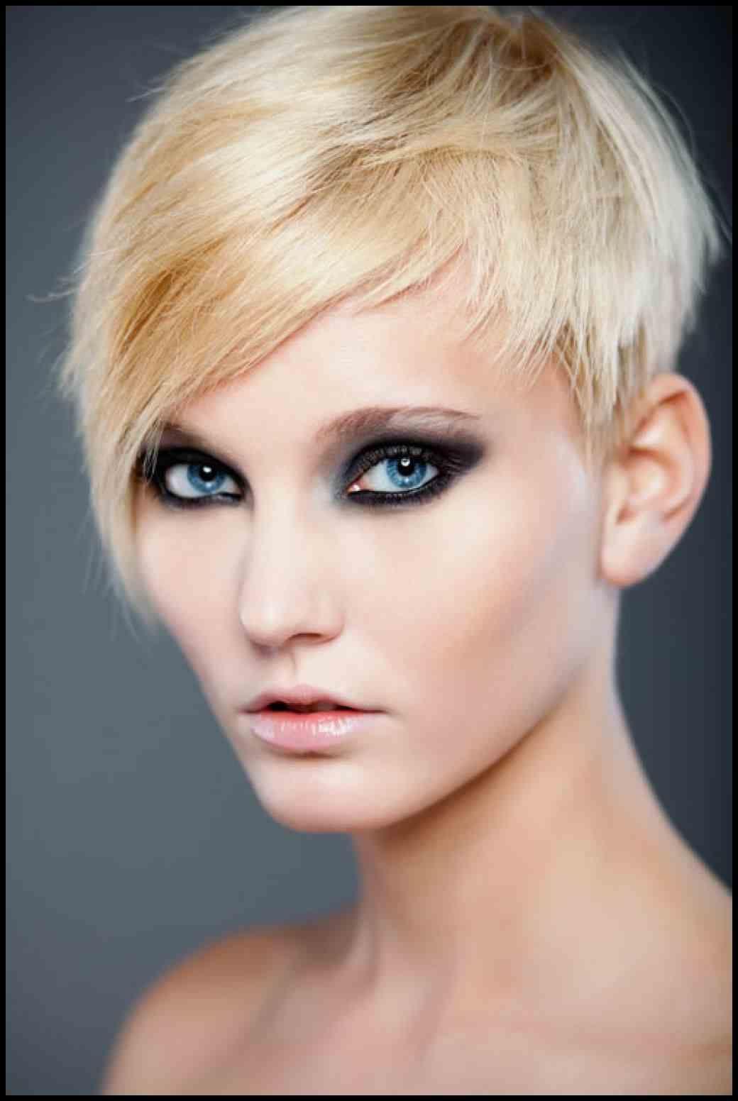 Asymmetrische Kurze Haarschnitte Für Teenager-Mädchen Bfdf