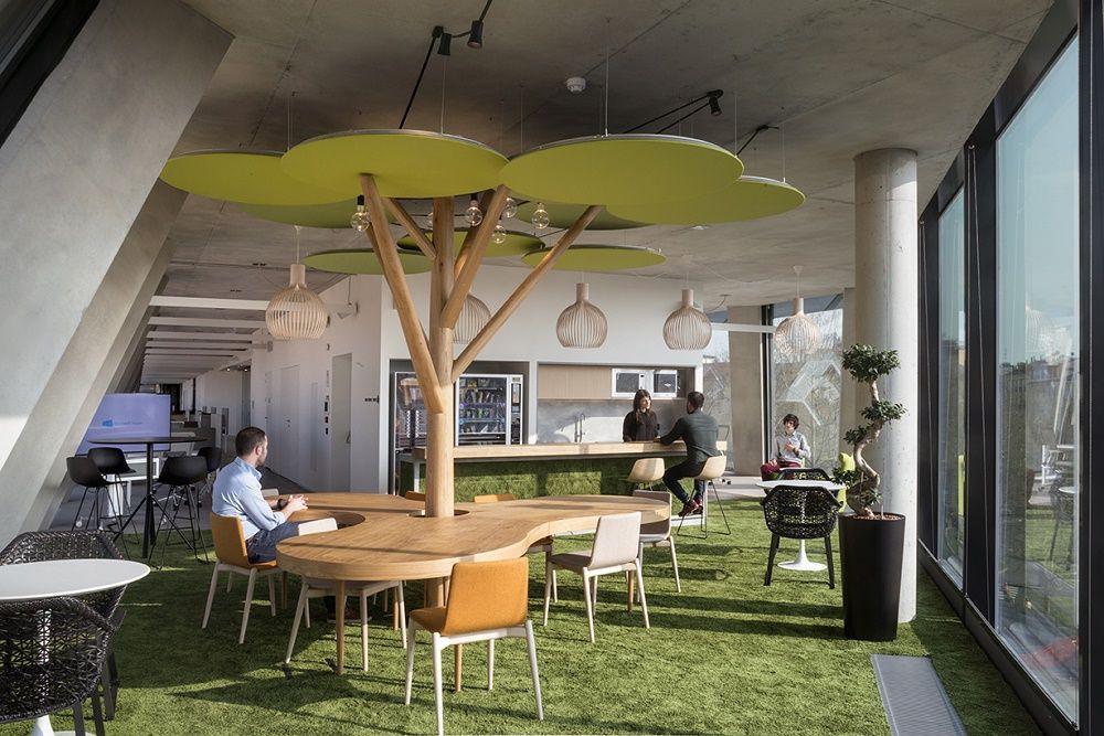 Interior design a Milano. Open Space e Green Design per ...