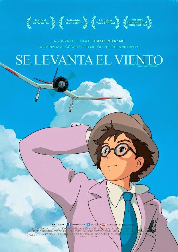 El viento se levanta [Vídeo] = Kaze tachinu = The Wind Rise / [historia original, guion y dirección por Hayao Miyazaki] http://fama.us.es/record=b2634911~S16*spi