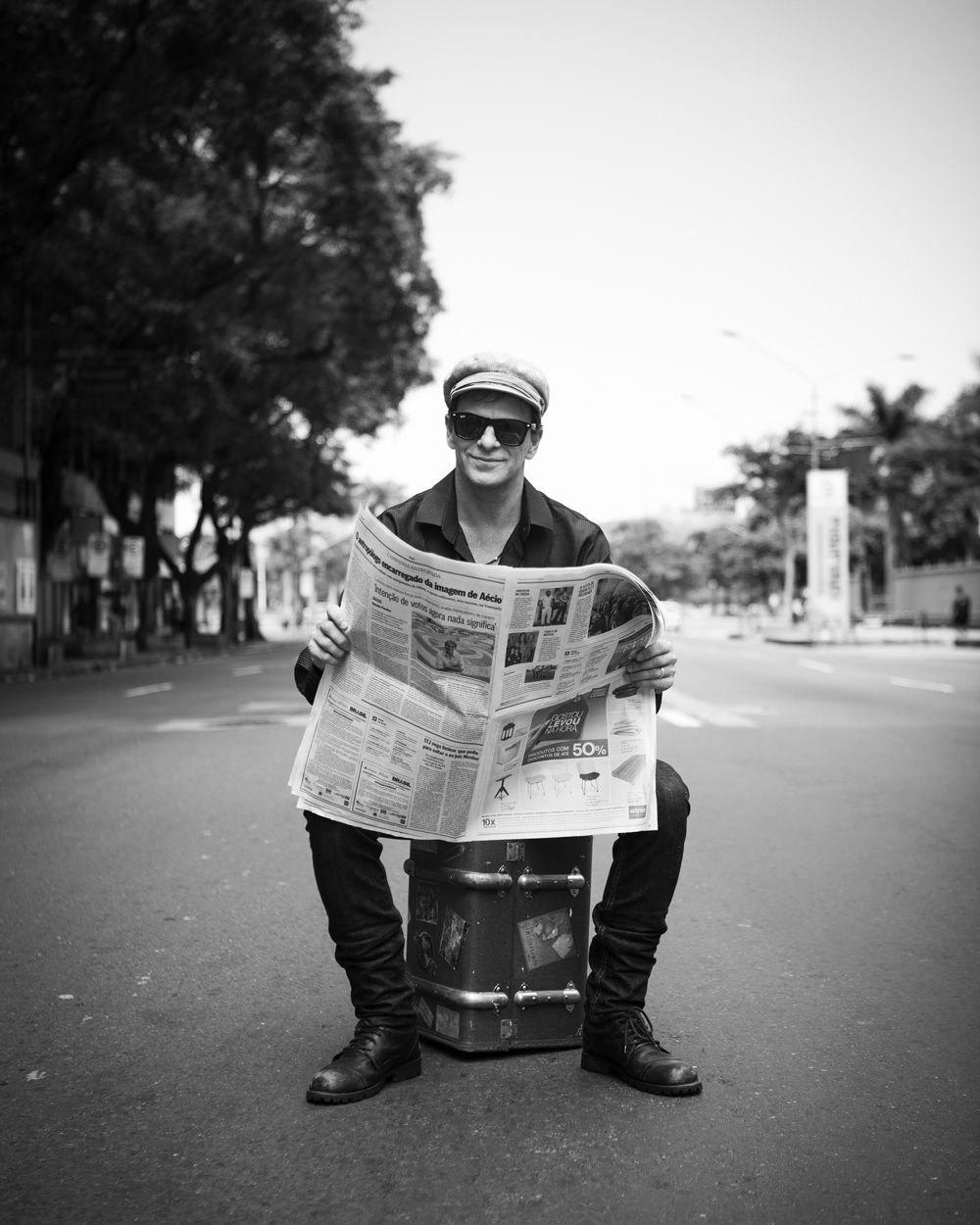 Daryan Dornelles, o retratista da música | NOIZE