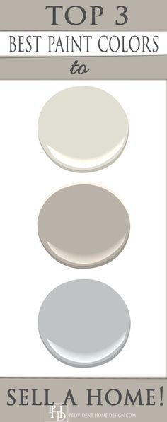 with Tori Toth: Home Staging Secrets for a Quick Sell Top Paint Colors to Sell a Home                                                                                                                                                      MoreTop Paint Colors to Sell a Home                                                                                                                 ...