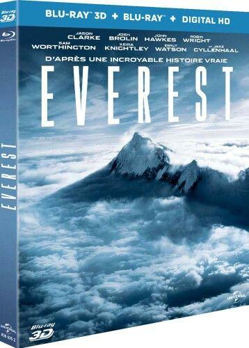 """Test Bluray 3D Everest : """"Que la montagne est belle..."""" http://ow.ly/XVUAD"""