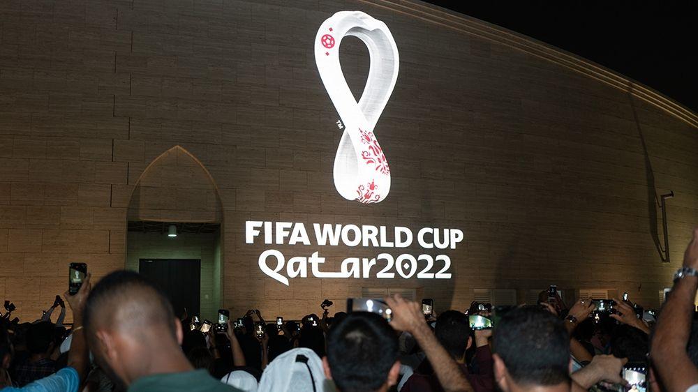 Book Flights Travel The World World Cup Logo Qatar Doha