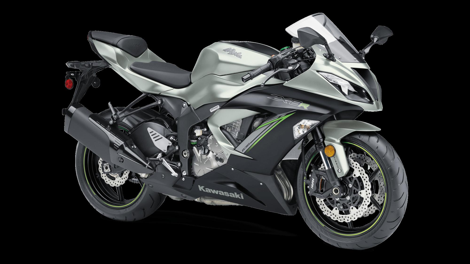 2018 Ninja Zx 6r Abs Supersport Motorcycle By Kawasaki Kawasaki
