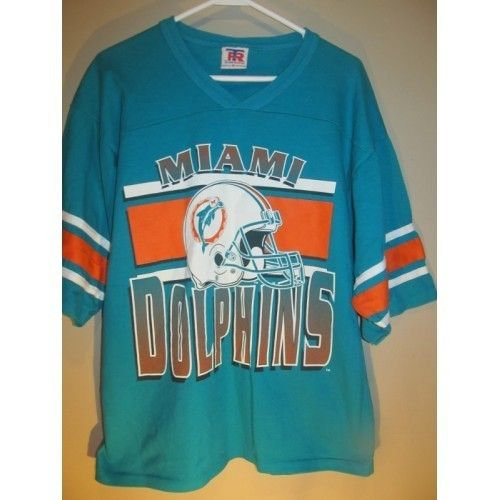 ae14621fc Vintage Miami Dolphins jersey   shirt
