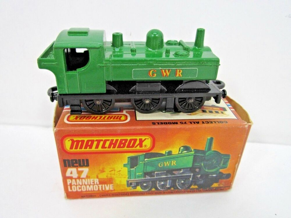 VINTAGE 1978 MATCHBOX NO.47 PANNER TANK WITH