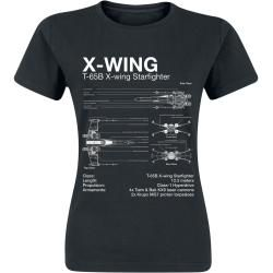 Photo of Star Wars X-Wing – Sketch T-Shirt