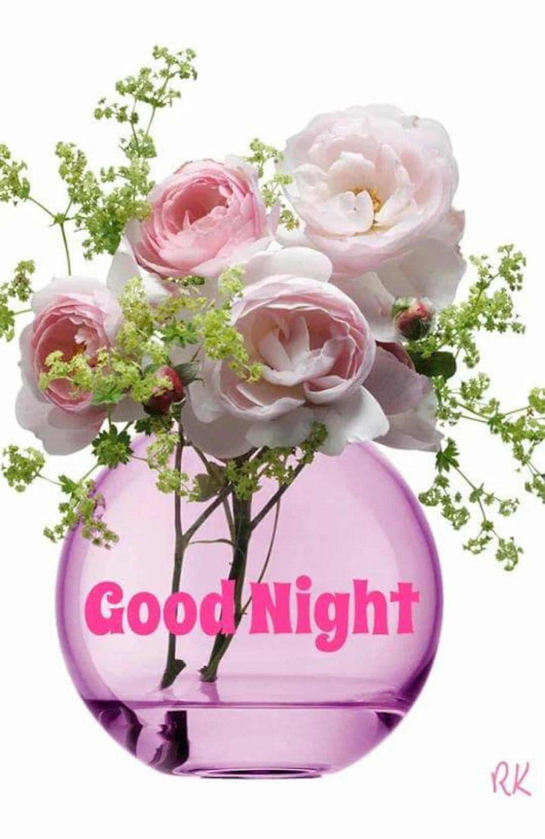 Good Night Sister And All Sweet Dreams Good Morning