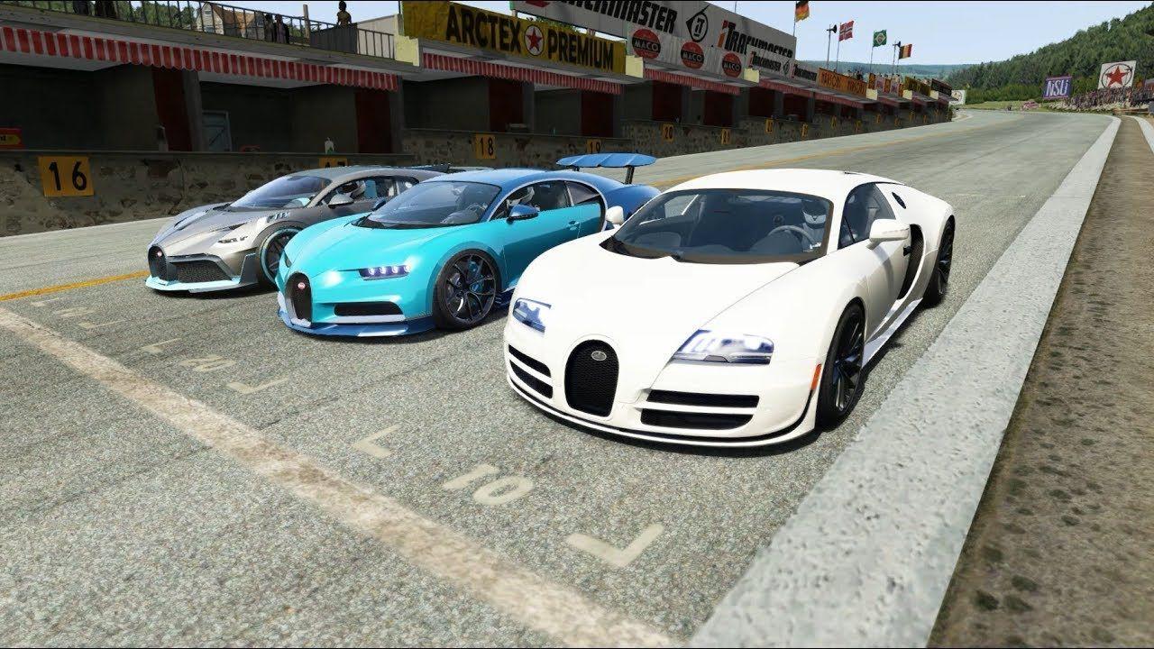 16+ Bugatti chiron veyron Full HD