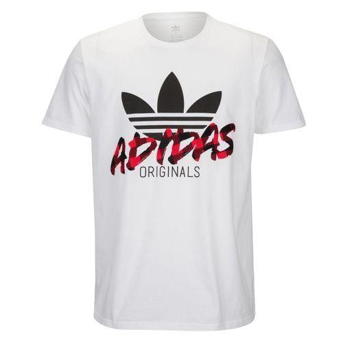 Adidas originali graphic t - shirt uomini piacere pinterest