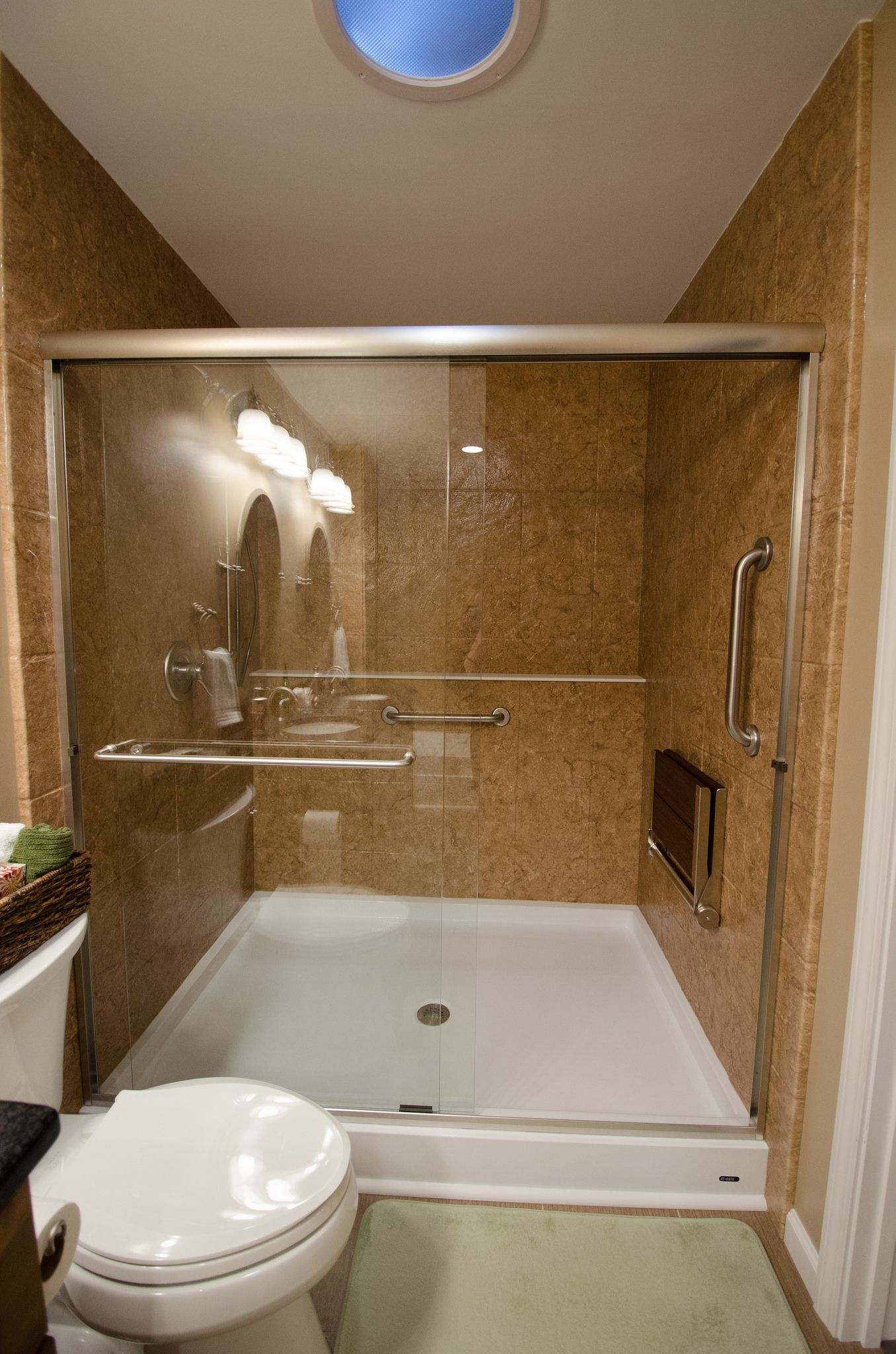 Large Bathtubs With Shower | o2 Pilates