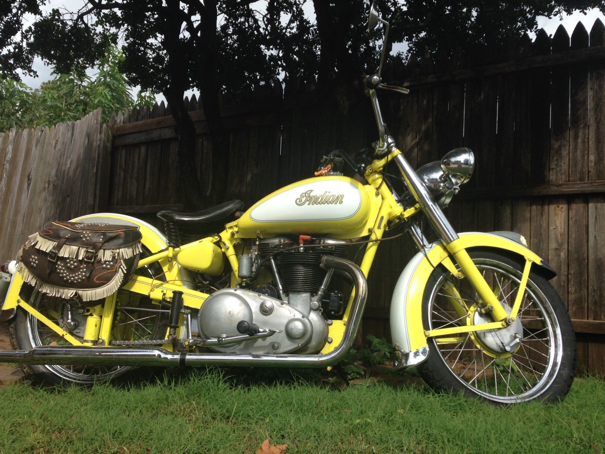 1949 Indian Scout Super Sport 249 Indian Scout Super Sport Indian Motorcycle