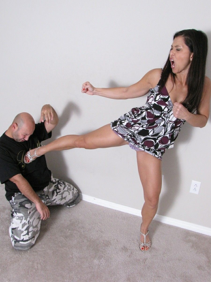 Stilettos And Self Defense On The Doctors
