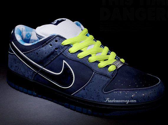 lowest price 3f868 41cc5 Nike SB Dunk Low Premium Blue Lobster Retail Edition  DQM