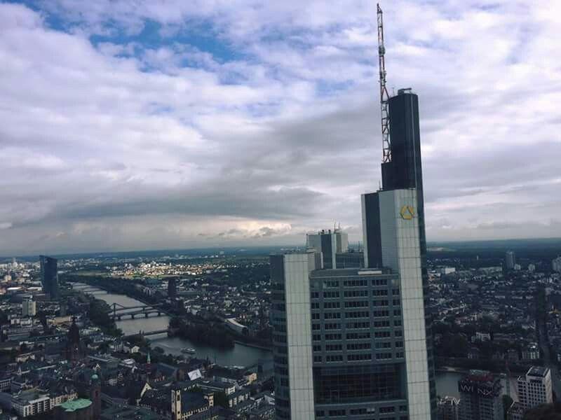 Morgen Frankfurt guten morgen frankfurt 6 oktober 2017 frankfurt