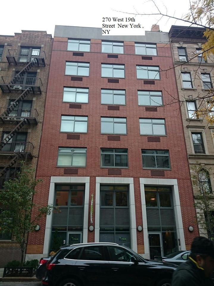 270 West 19th Street New York , NY Sigma Air is proud to