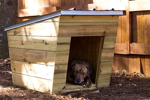 Moderndog Dog House Plans By Dlouche On Etsy 15 00 Modern Dog Houses Dog House Diy Dog House Plans