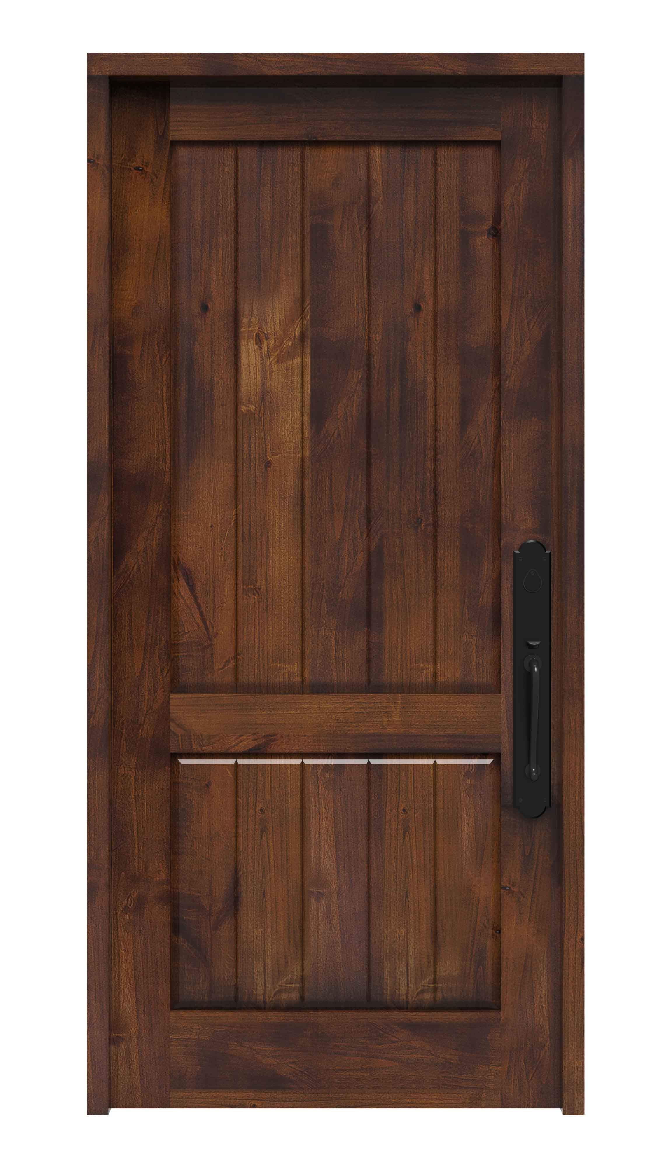 Shop For Rustic Front Doors To Add Character To Your Home Our