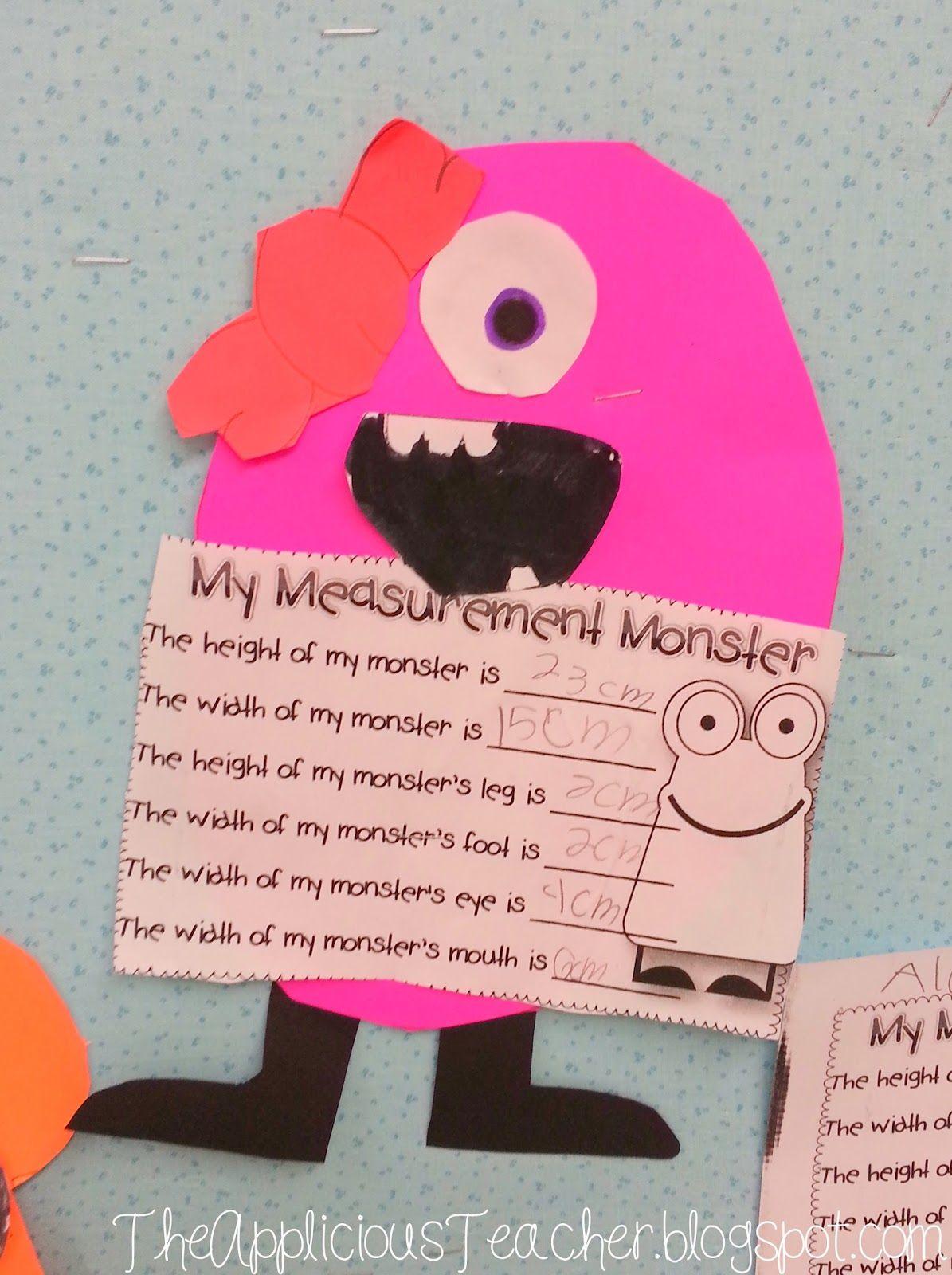 Monster Mash Measurement