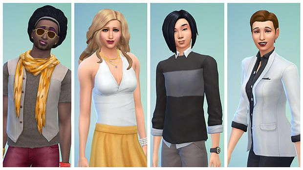 Sims Avatars Will No Longer Be Oppressed By Gender Normative Clothing Choices Sims 4 Cc Kids Clothing Sims 4 Clothing Sims 4