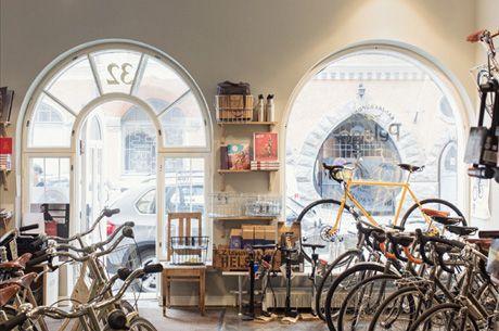 Kantakaupungin pyöräkauppa
