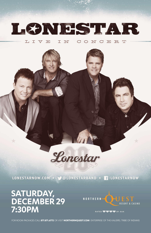 Multi-platinum country music quartet Lonestar is reunited with ...