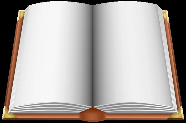 Open Book Brown Png Clip Art Image Book Clip Art Clip Art Art Images