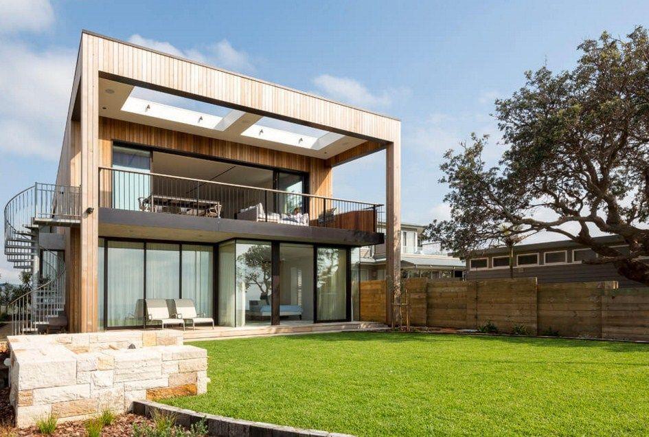fachadas de casas elegantes modernas casas Pinterest Casas