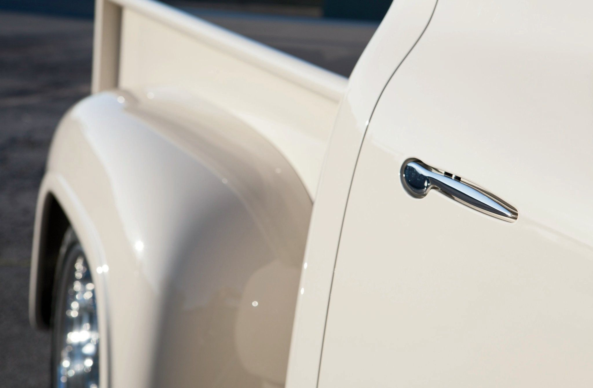 Lovely Flush Mount Door Handles Hot Rod