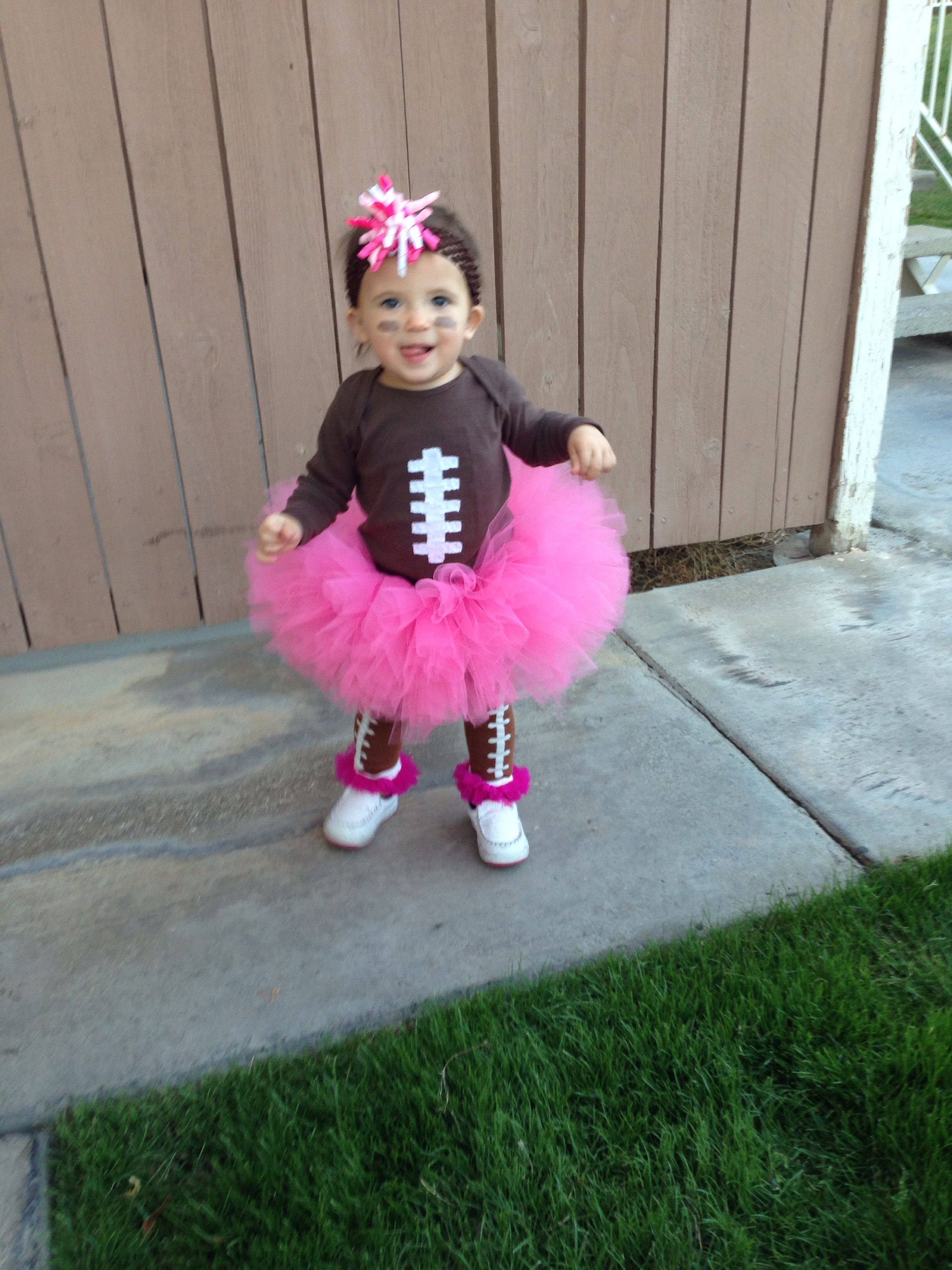 DIY football costume for Toddlers :)   Holiday ideas   Pinterest ...