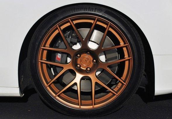 Performix Plasti Dip Rim Wheel Kit 4 Matte Black 3 Copper