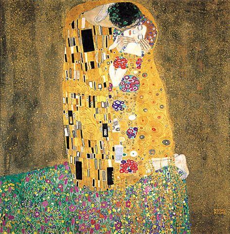 the kiss.. klim