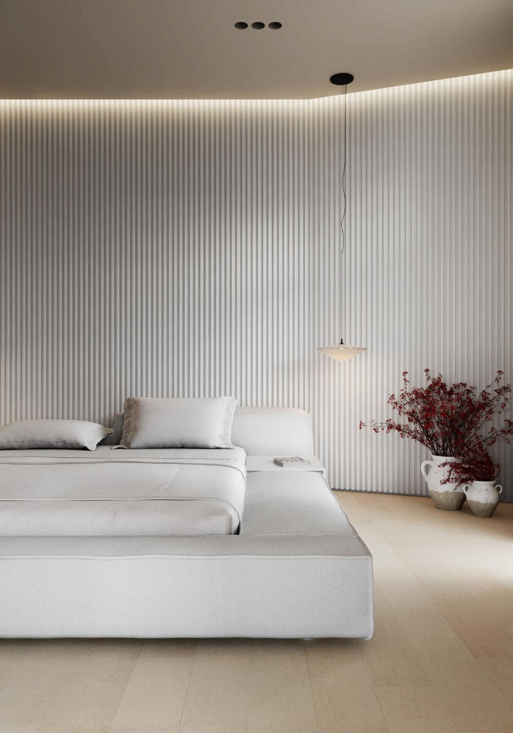 AP I white sand on Behance in 10   Home room design, Bedroom ...