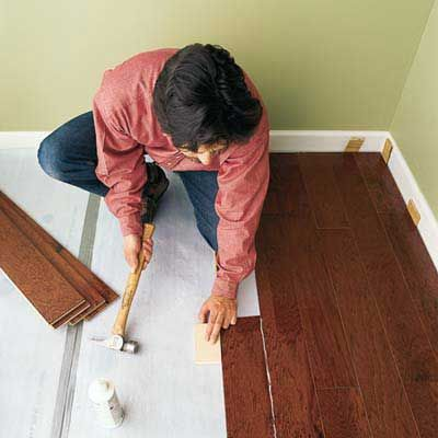 How To Install A Floating Engineered Wood Floor Engineered Wood