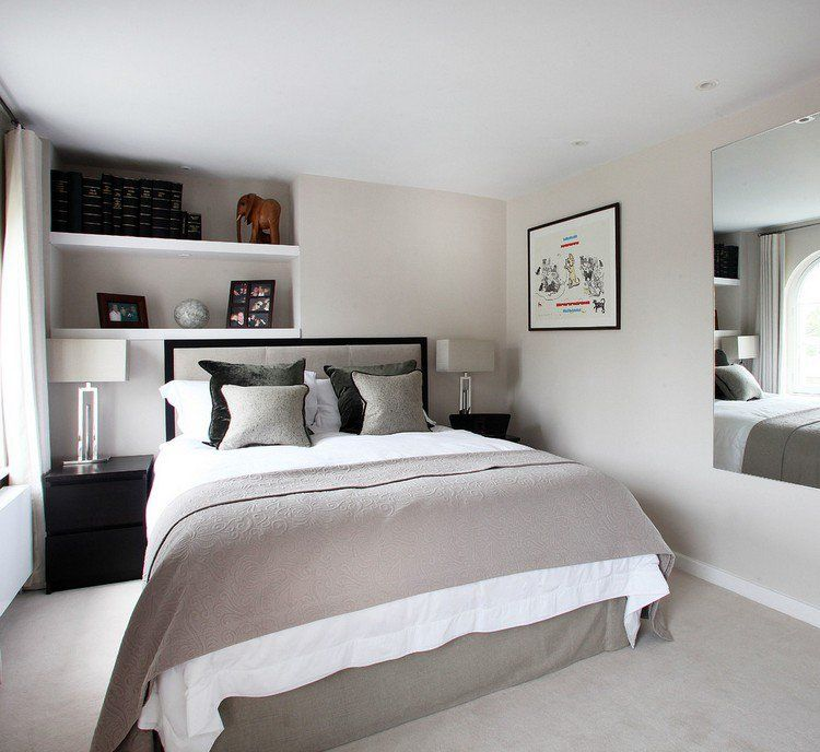 Aménagement petite chambre -utilisation optimale de l\'espace | Interiors