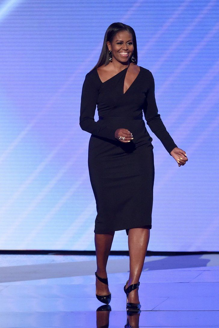 Michelle obama made the appearance youuve been waiting for in a