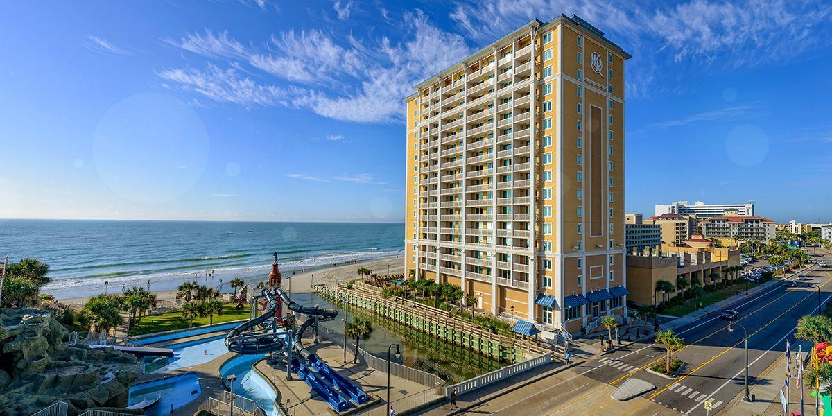 Westgate Myrtle Beach Oceanfront Resort Book your Beach