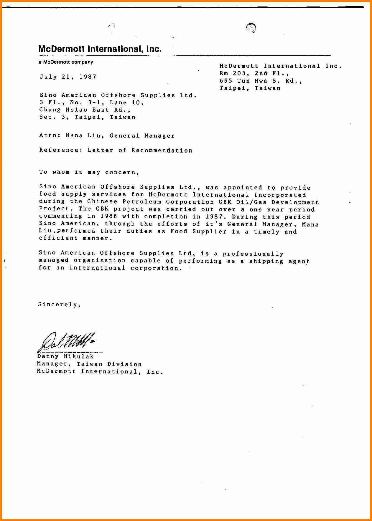 Fresh General Letter Of Recommendation Sample Download Https Letterbuis Com Fresh General Letter Of Recom Letter Of Recommendation Reference Letter Lettering General letter of recommendation template
