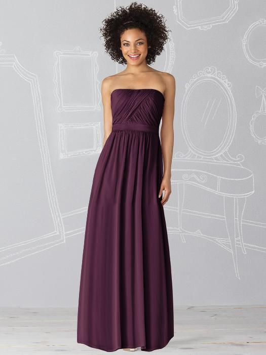 Dresses, Strapless Dress Formal, Bridesmaid
