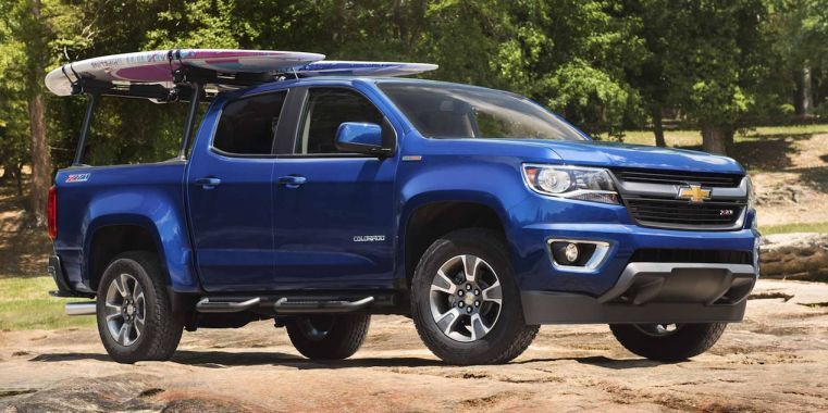 Icymi Chevy Colorado Trucks For Sale 2019 Chevrolet Colorado Zr2 Bison Spotted Without Its Snorkel Chevy Colorado Chevrolet Colorado Chevy Trucks