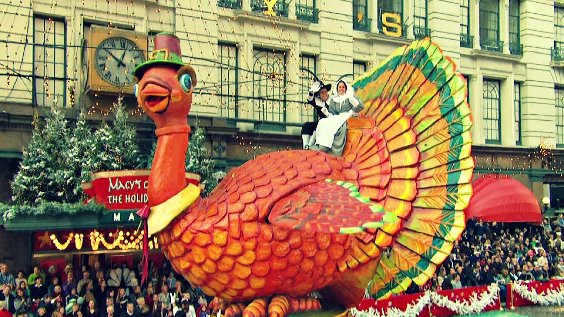Macy S Thanksgiving Day Parade Video Images Crazy Gallery Thanksgiving Day Parade Macy S Thanksgiving Day Parade Thanksgiving Photos