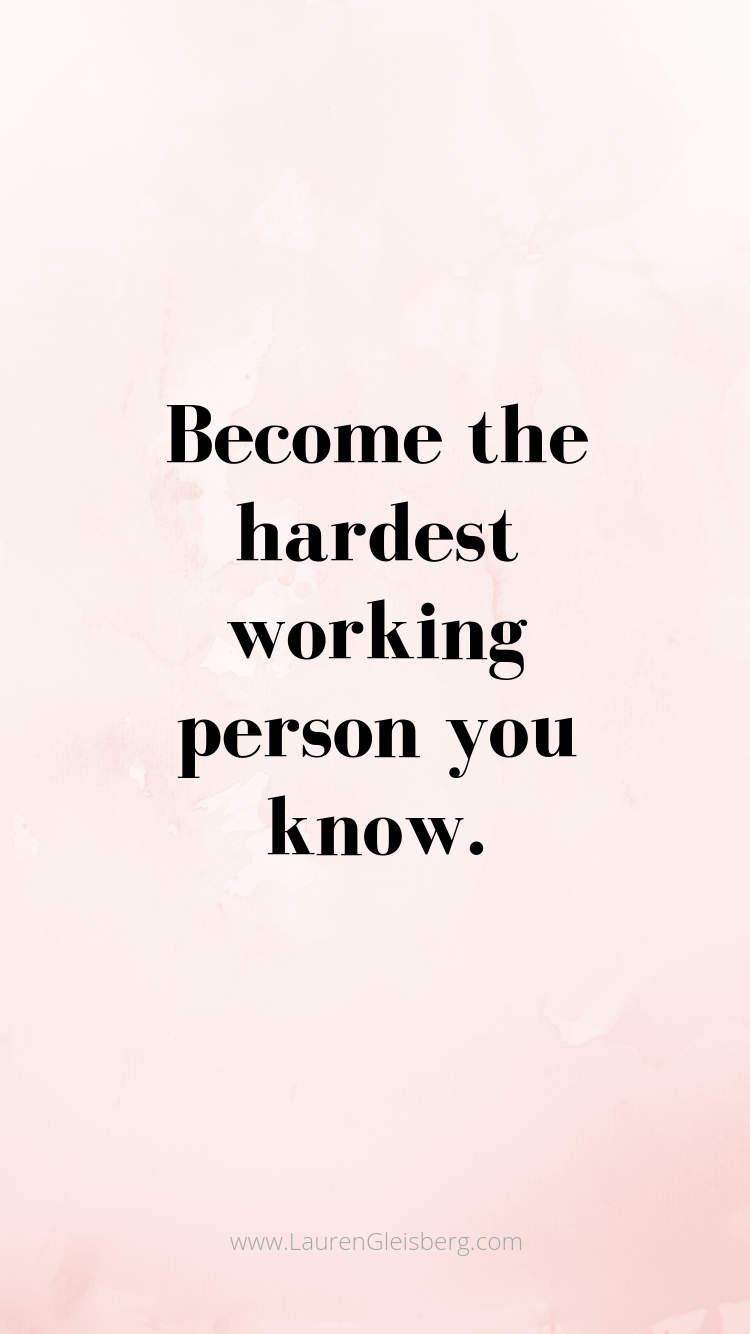 BEST MOTIVATIONAL & INSPIRATIONAL GYM / FITNESS QUOTES - become the hardest work ..., #amp #crossfit...